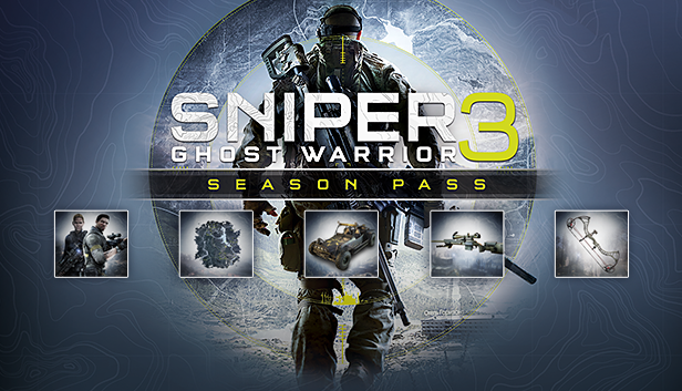 Sniper ghost warrior 3 détail season pass