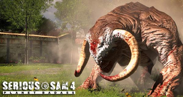 Serious Sam 4 met en scène tout le chaos et le carnage pour lesquels la série est connue