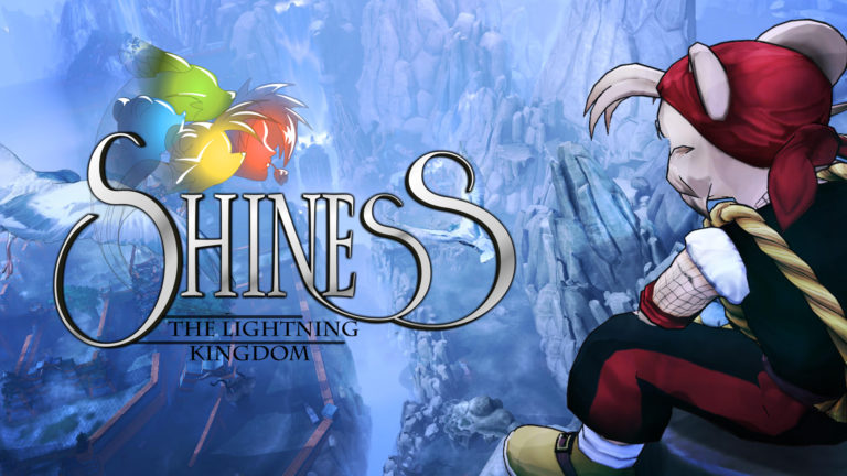 Shiness The Lightning Kingdom version gold