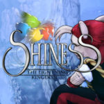 Shiness The Lightning Kingdom est passé Gold !