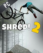 Shred 2 Freeride Mountainbiking