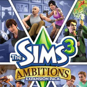 Acheter Sims 3 Ambitions Clé CD Comparateur Prix