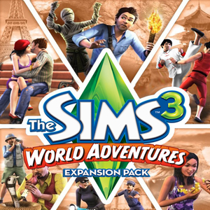 Acheter Sims 3 World Adventures Clé CD Comparateur Prix
