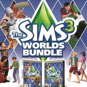 Acheter Sims 3 Worlds Bundle Clé CD Comparateur Prix