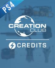 Skyrim Special Edition Creation Club Credits