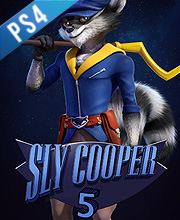 Sly Cooper 5