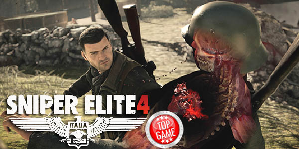 DirectX 12 compatibilité Sniper ELite 4