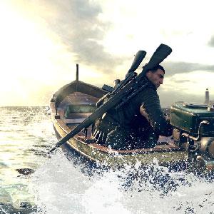 Amazing aptitudes de combat in Sniper Elite 4