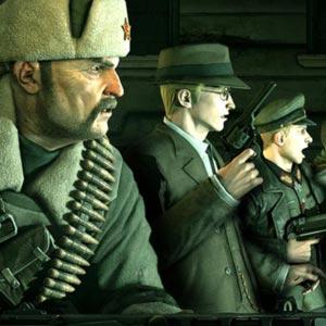 Sniper Elite Nazi Zombie Army Combat