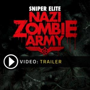 Acheter Sniper Elite Nazi Zombie Army clé CD Comparateur Prix