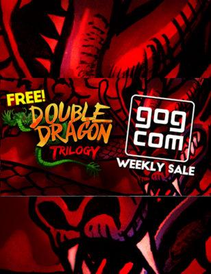 Semaine de Ventes chez GOG : Achetez un jeu, repartez avec la trilogie Double Dragon gratuite !