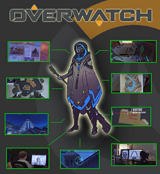Overwatch Sombra