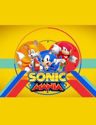 Sonic Mania sort officiellement le 15 août