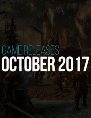 Sorties de jeux d'octobre 2017