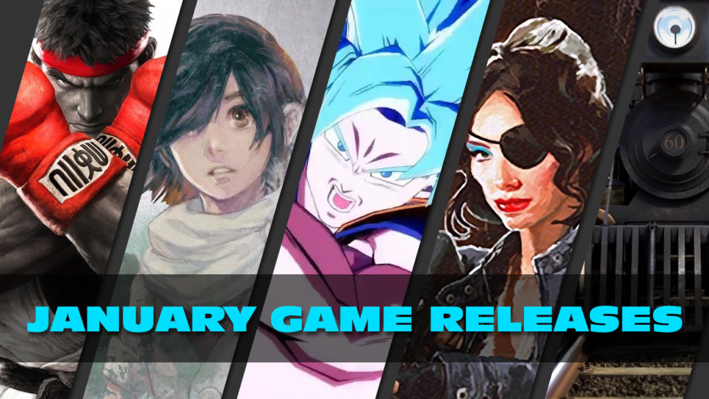 January Game Releases