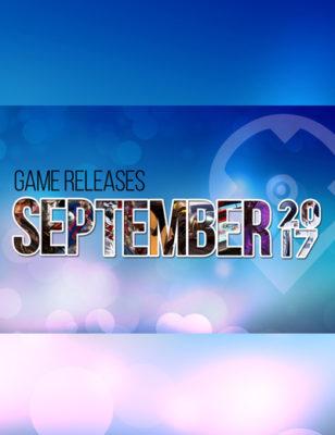 Sorties de jeuxde septembre 2017