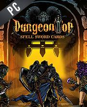 Spellsword Cards DungeonTop