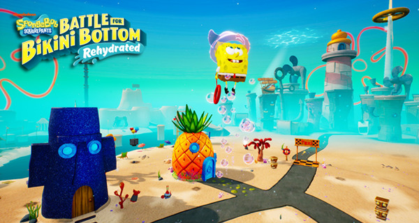 Bilan de la SpongeBob SquarePants Battle for Bikini Bottom Rehydrated
