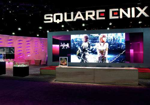 Square Enix at Gamescom 2016