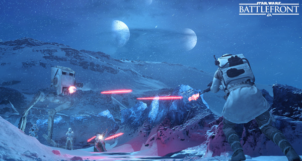 Star Wars Battlefront Combat
