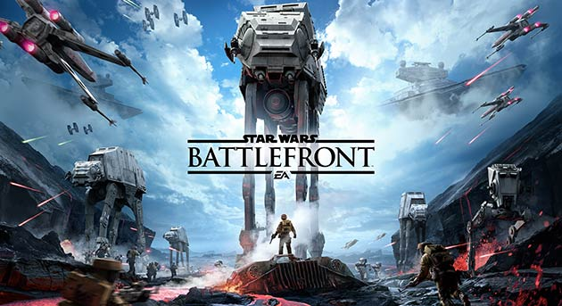 Star Wars: Battlefront – La liste complète des équipements