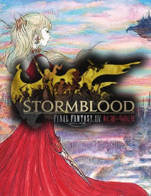 Stormblood, la nouvelle extension de Final Fantasy XIV, dévoilée