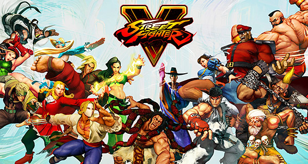 correctifs pour Street Fighter 5