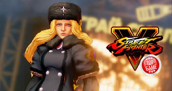 personnage de Street Fighter 5 Kolin