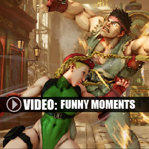 Street Fighter 5 Funny Moments