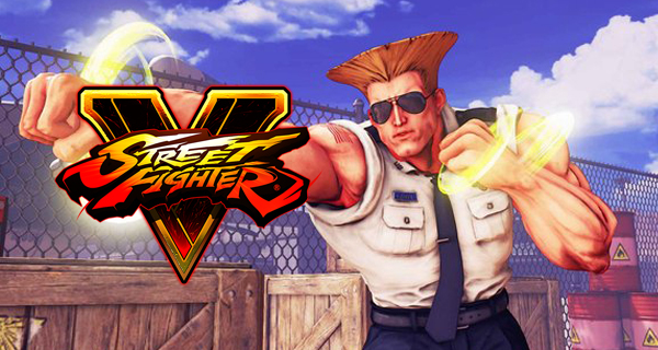 Street Fighter 5 personnage