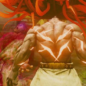 Street Fighter 5 Combat