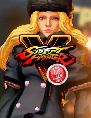 Kolin, nouveau personnage de Street Fighter 5