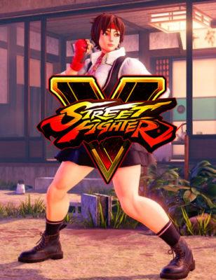 Les possesseurs de Street Fighter V pourront tester Sakura gratuitement