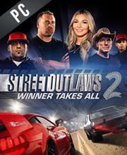 Street Outlaws 2 Winner Takes All