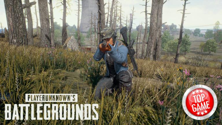 Accès Anticipé à PlayerUnknown's Battlegrounds