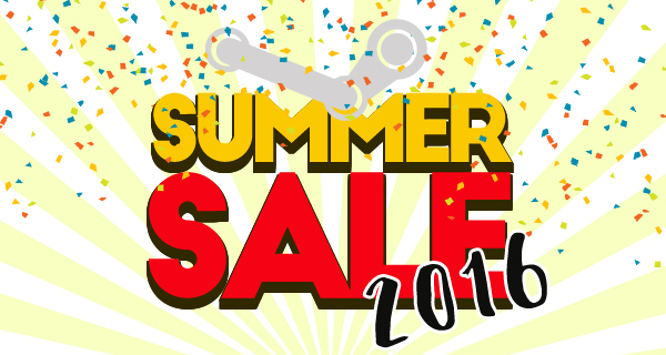 Summer Sale 2016 de Steam