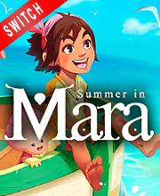 Summer in Mara