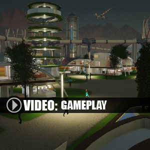 Surviving Mars Gameplay Vidéo