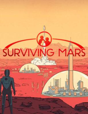 Des exemplaires de Surviving Mars vendus avant la date de lancement