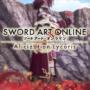 Sword Art Online: Alicization Lycoris Trailer Caractéristiques Personnalisation et liaison