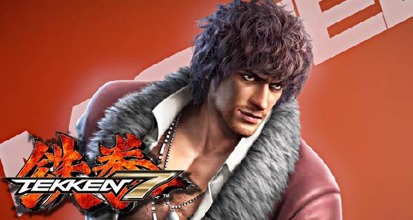 Tekken 7 Lineup Miguel Caballero Rojo
