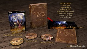 The Book of Unwritten Tales 2 Edition almanach