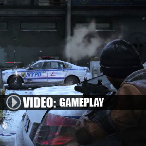 The Division PS4 Gameplay Video