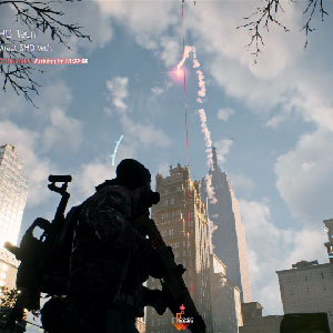 The Division PS4 Bataille