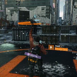 The Division PS4 Gameplay