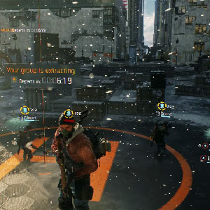 The Division PS4 Gameplay Image