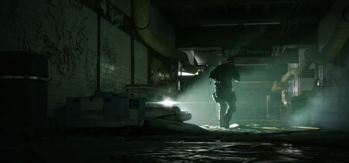 The Division Subway Station