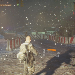 The Division Xbox One Bataille