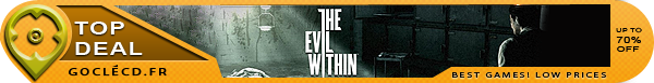 The Evil Within moins cher