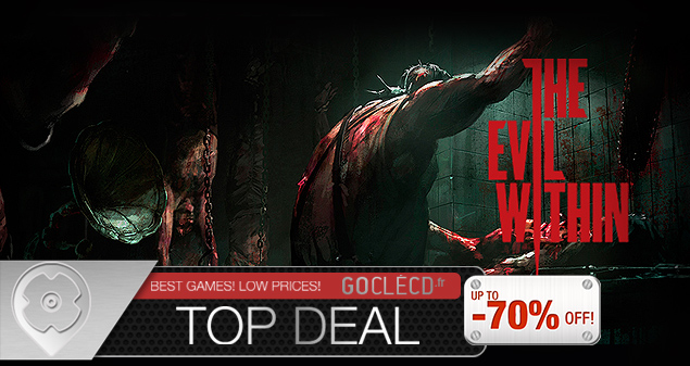 The Evil Within pas cher